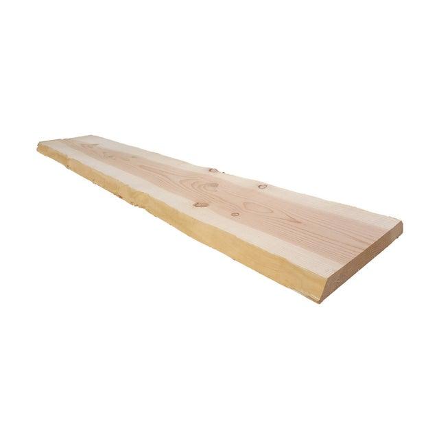 Planche Non Traité Sapin L2m L 30 à 38 Cm Ep5 Cm