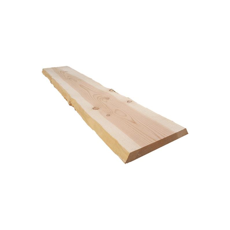Planche Non Traité Sapin