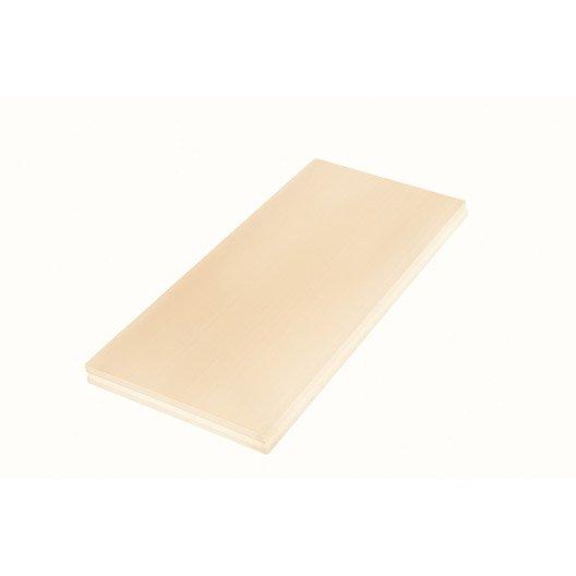 Panneau en polystyr ne extrud soprema ep for Panneau polystyrene extrude a carreler