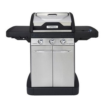 Barbecue au gaz CAMPINGAZ Master 3 series, inox (argent)