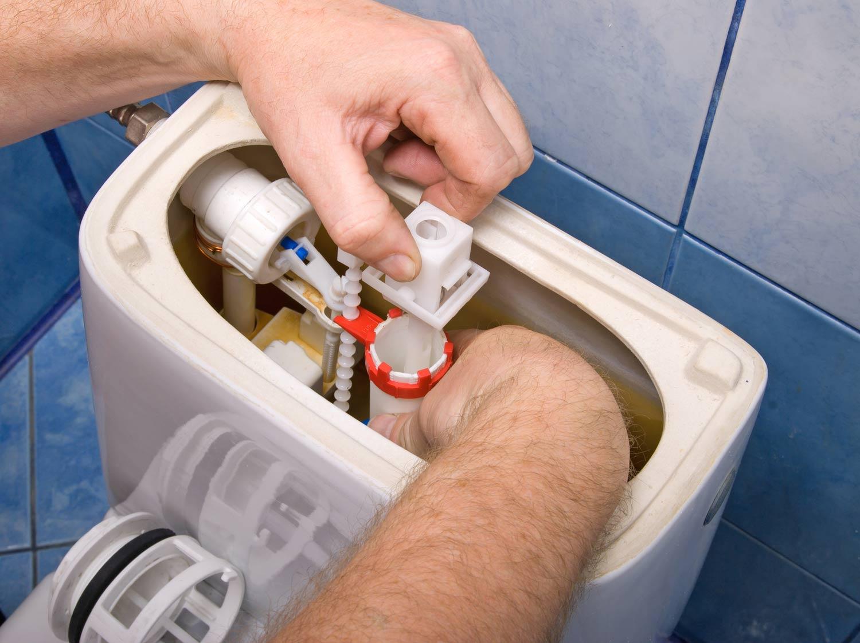 Réparer des WC