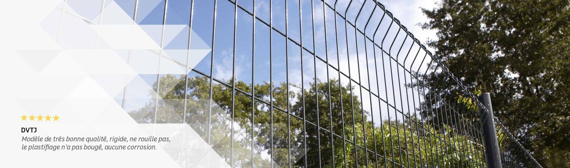 Grillage, canisse, panneau, clôture et palissade