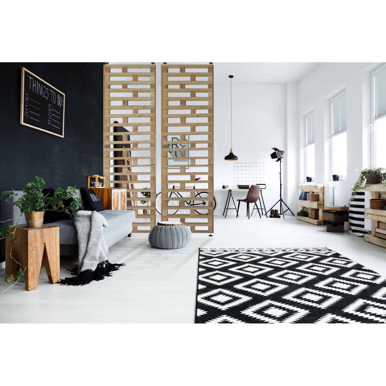 cloison de s paration cassiop e bois massif pin bois. Black Bedroom Furniture Sets. Home Design Ideas