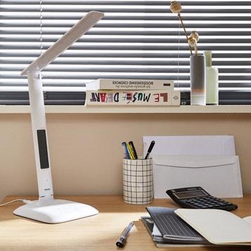 Lampe De Bureau Lampe A Pince Et A Poser Leroy Merlin Au