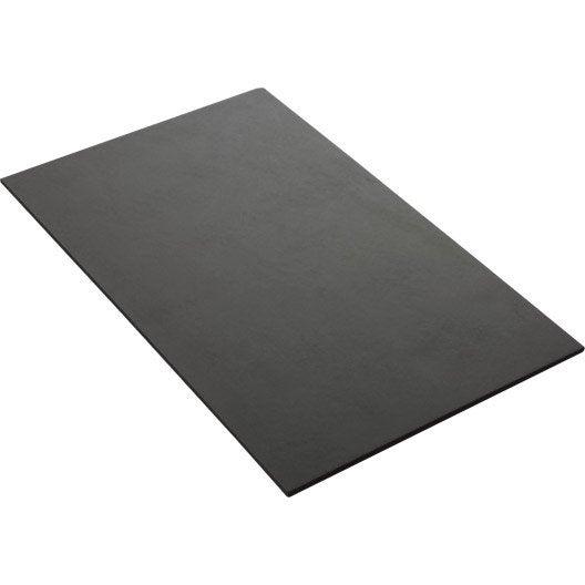 ardoise fibro 40x24cm aie leroy merlin. Black Bedroom Furniture Sets. Home Design Ideas