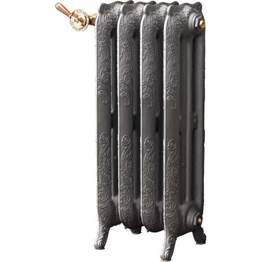 radiateur chauffage central heat line renaissance cm 1330 w leroy merlin. Black Bedroom Furniture Sets. Home Design Ideas