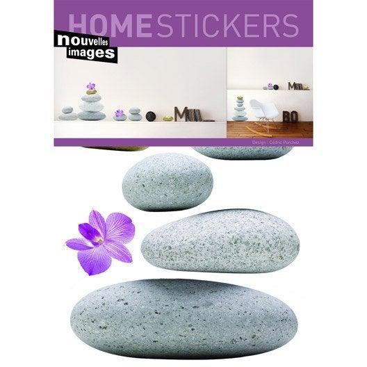 Sticker Zen stones 49 cm x 69 cm