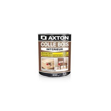 Colle à bois liquide, AXTON transparent, 650g