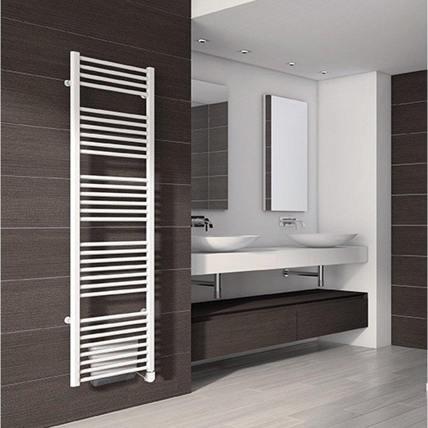 Sècheserviettes électrique Avec Soufflerie IRSAP Wings - Chauffe serviette salle de bain
