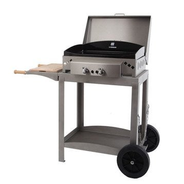 Plancha barbecue plancha et cuisine ext rieure leroy merlin - Barbecue plancha gaz leroy merlin ...