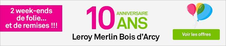 10 ans Bois d'Arcy