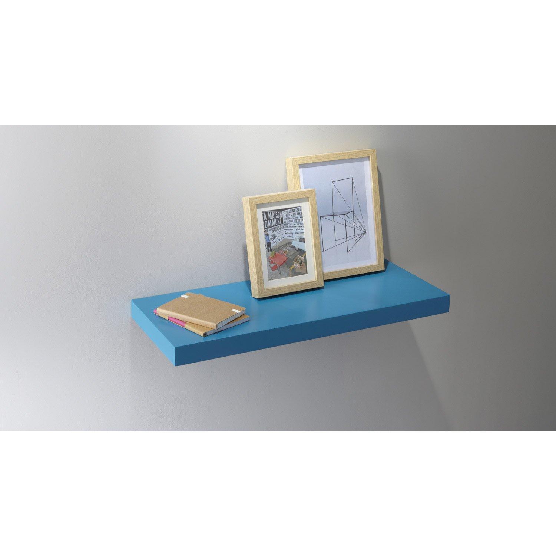 etag re murale bleu atoll n 4 spaceo x cm mm leroy merlin. Black Bedroom Furniture Sets. Home Design Ideas
