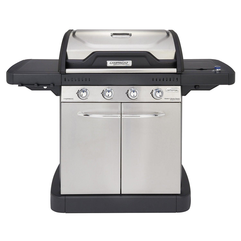 Barbecue Au Gaz Campingaz Master 4 Series Inox