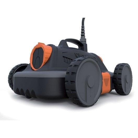 robot piscine au meilleur prix leroy merlin. Black Bedroom Furniture Sets. Home Design Ideas