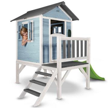 Maisonnette, cabane enfant en bois, cabane jardin au meilleur prix ...