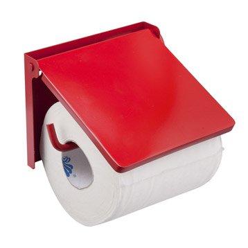 Accessoires wc wc abattant et lave mains toilette leroy merlin - Derouleur papier wc leroy merlin ...