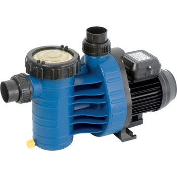 Filtration piscine spa leroy merlin for Piscine avec pompe