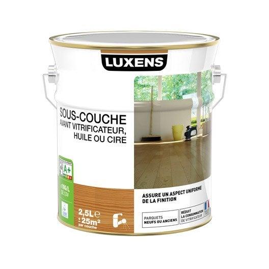 Sous couche parquet luxens 2 5 l leroy merlin - Sous couche salle de bain ...