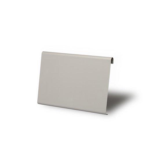 plaque pour s che serviettes morpheo gris gris galet n 3 leroy merlin. Black Bedroom Furniture Sets. Home Design Ideas