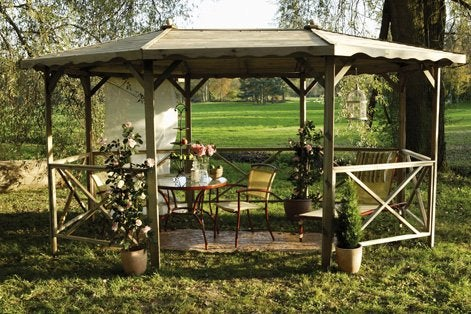 tout savoir sur les tonnelles tentes et velums de jardin. Black Bedroom Furniture Sets. Home Design Ideas