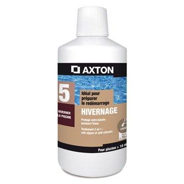 Hivernage piscine AXTON, liquide 1 l 1 kg