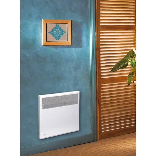 radiateur lectrique convection concorde vegas 500 w leroy merlin. Black Bedroom Furniture Sets. Home Design Ideas