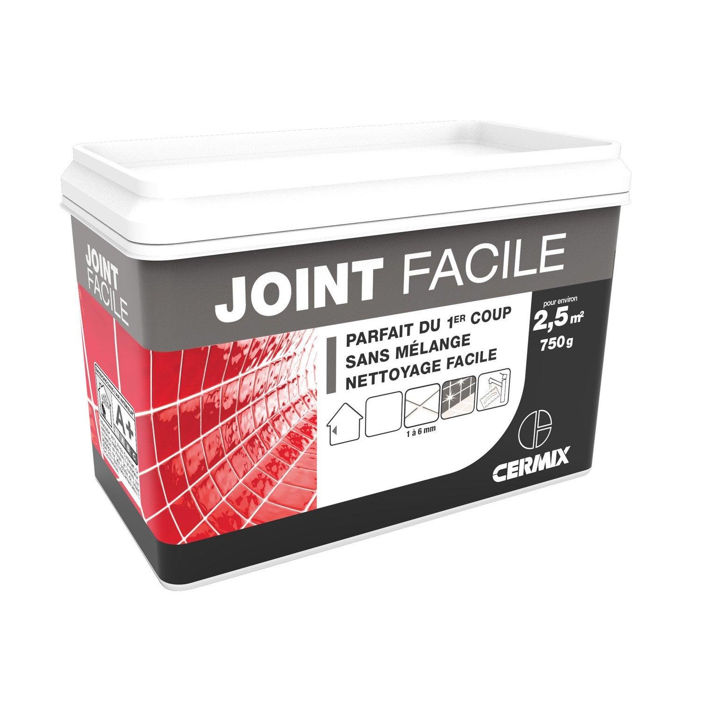 Joint Pate Tout Type De Carrelage Et Mosaique Gris Anthracite 750g