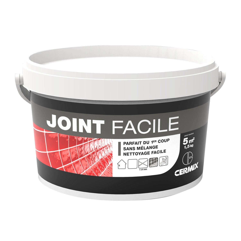 Joint p te tout type de carrelage et mosa que gris argent - Joint carrelage mosaique ...