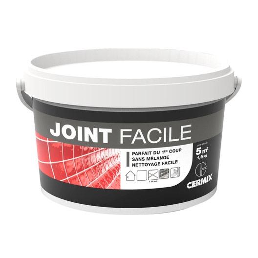 Joint p te tout type de carrelage et mosa que gris anthracite leroy merlin - Joint de carrelage ...