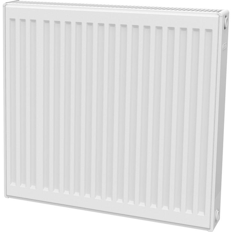 radiateur chauffage central easy 22c4 6x0600 l 60 cm 1032 w leroy merlin