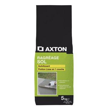 Ragréage sol autolissant AXTON, 5 kg