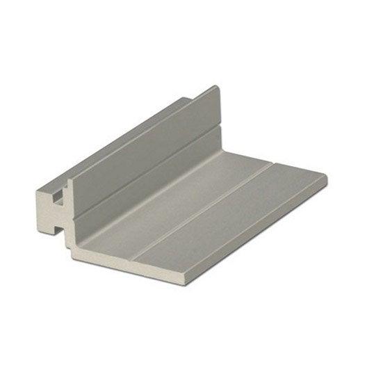 equerre aluminium anodis mm leroy merlin. Black Bedroom Furniture Sets. Home Design Ideas