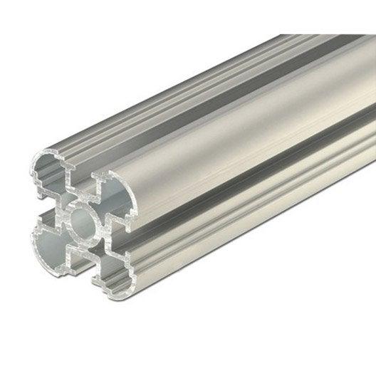 Colonne aluminium epoxy l m x l cm x h cm - Colonne aluminium prix ...