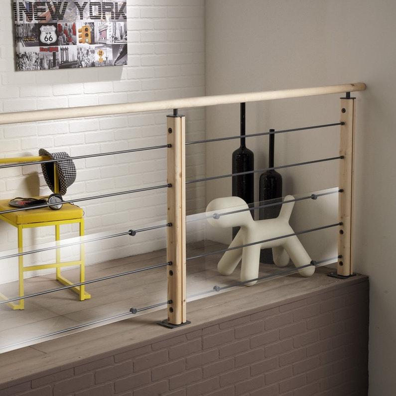 garde corps la s curit avant tout. Black Bedroom Furniture Sets. Home Design Ideas