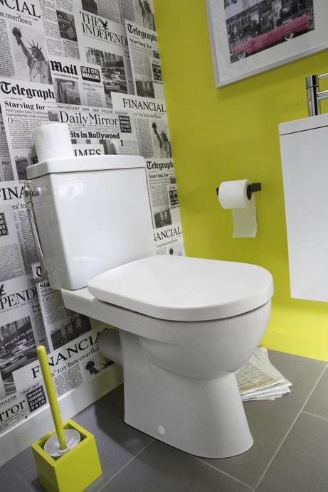 Decoration dans les WC