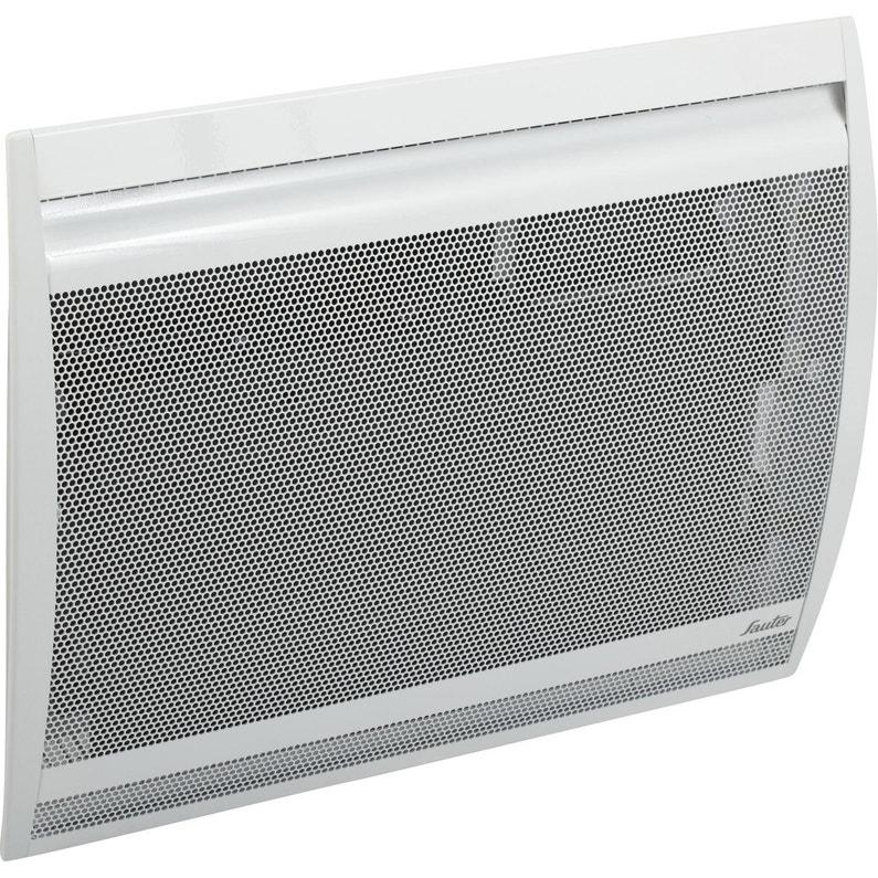 radiateur lectrique rayonnement sauter olivine 1000 w. Black Bedroom Furniture Sets. Home Design Ideas