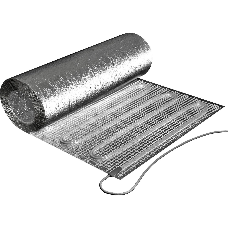Avis Chauffage Au Sol Electrique plancher chauffant électrique equation fmd 150 10,0 1500 w l.2000 x l.50 cm