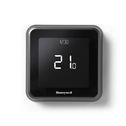 thermostat connect et intelligent filaire honeywell y6r910wf6042 leroy merlin. Black Bedroom Furniture Sets. Home Design Ideas