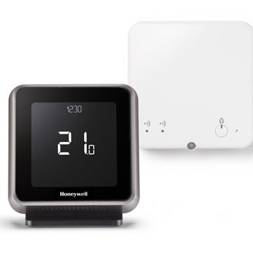 Thermostat connecté et intelligent sans fil HONEYWELL Y6r910rw8021