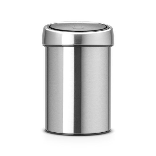 Poubelle de salle de bains accessoires et miroirs de for Poubelle salle de bain brabantia