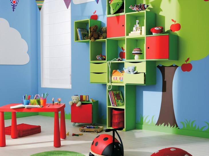 Chambre D Enfant Comment L Amenager Et La Decorer Jpg Pictures to pin ...