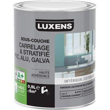 Sous-couche carrelage/stratifié/PVC/alu/galva LUXENS, 0.5 L