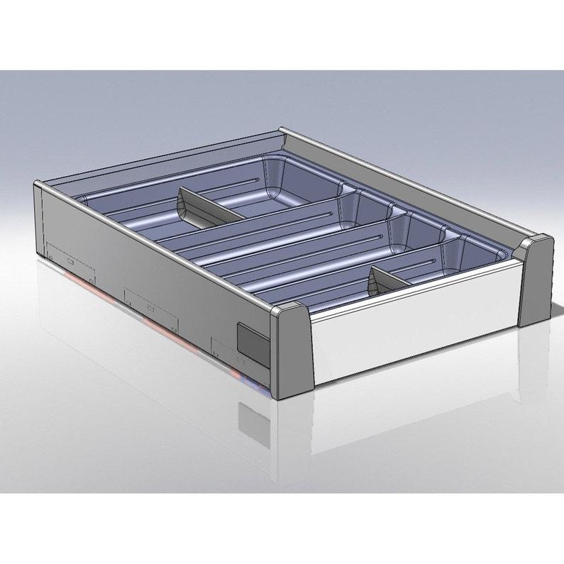 tiroir l 39 anglaise pour casserolier pour meuble cm. Black Bedroom Furniture Sets. Home Design Ideas