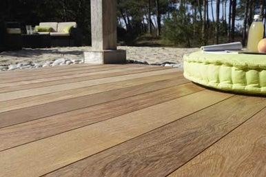 Bien choisir sa terrasse en bois leroy merlin - Sol exterieur leroy merlin ...