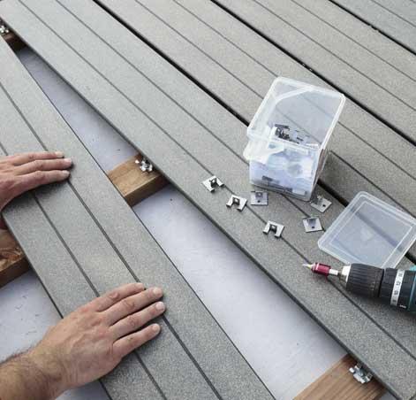 Bien choisir sa terrasse en bois leroy merlin - Latte composite terrasse ...