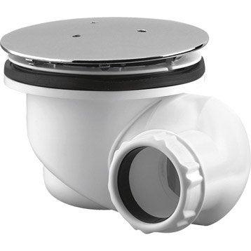 Vidage bonde et siphon siphon douche lavabo baignoire for Bonde de receveur de douche