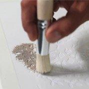 Peindre au pochoir (45 min - 1h)
