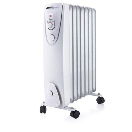 radiateur bain d 39 huile chauffage d 39 appoint lectrique leroy merlin. Black Bedroom Furniture Sets. Home Design Ideas