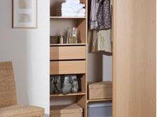 les am nagements de placards leroy merlin. Black Bedroom Furniture Sets. Home Design Ideas