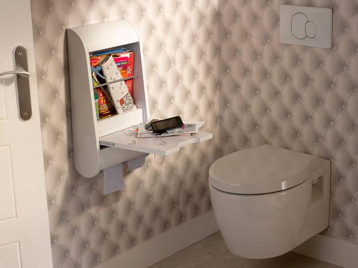 Accessoires salle de bain leroy merlin for Accessoire salle de bain wc